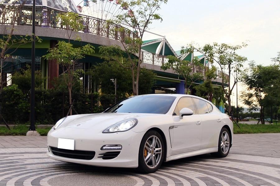 2012 Porsche 保時捷 Panamera