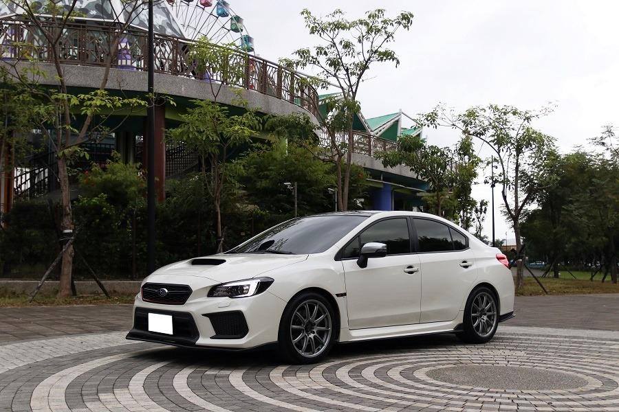 2017 Subaru 速霸陸 Wrx