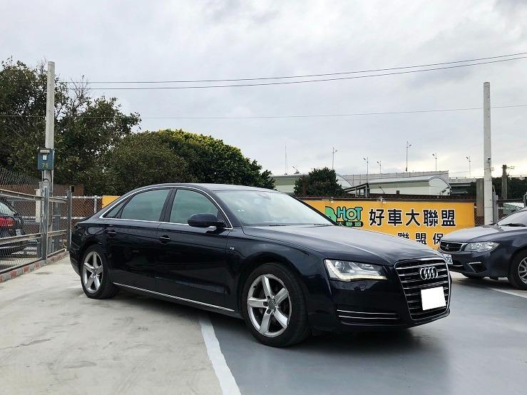2010 Audi 奧迪 A8