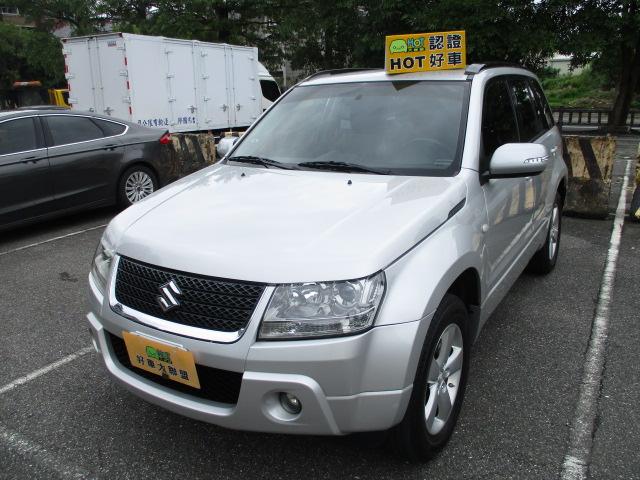 2008 Suzuki Grand vitara jp
