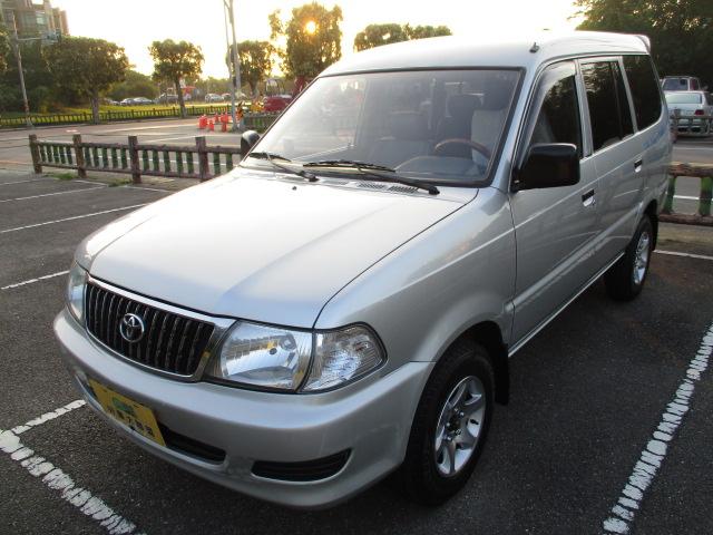 2001 Toyota 豐田 商用車