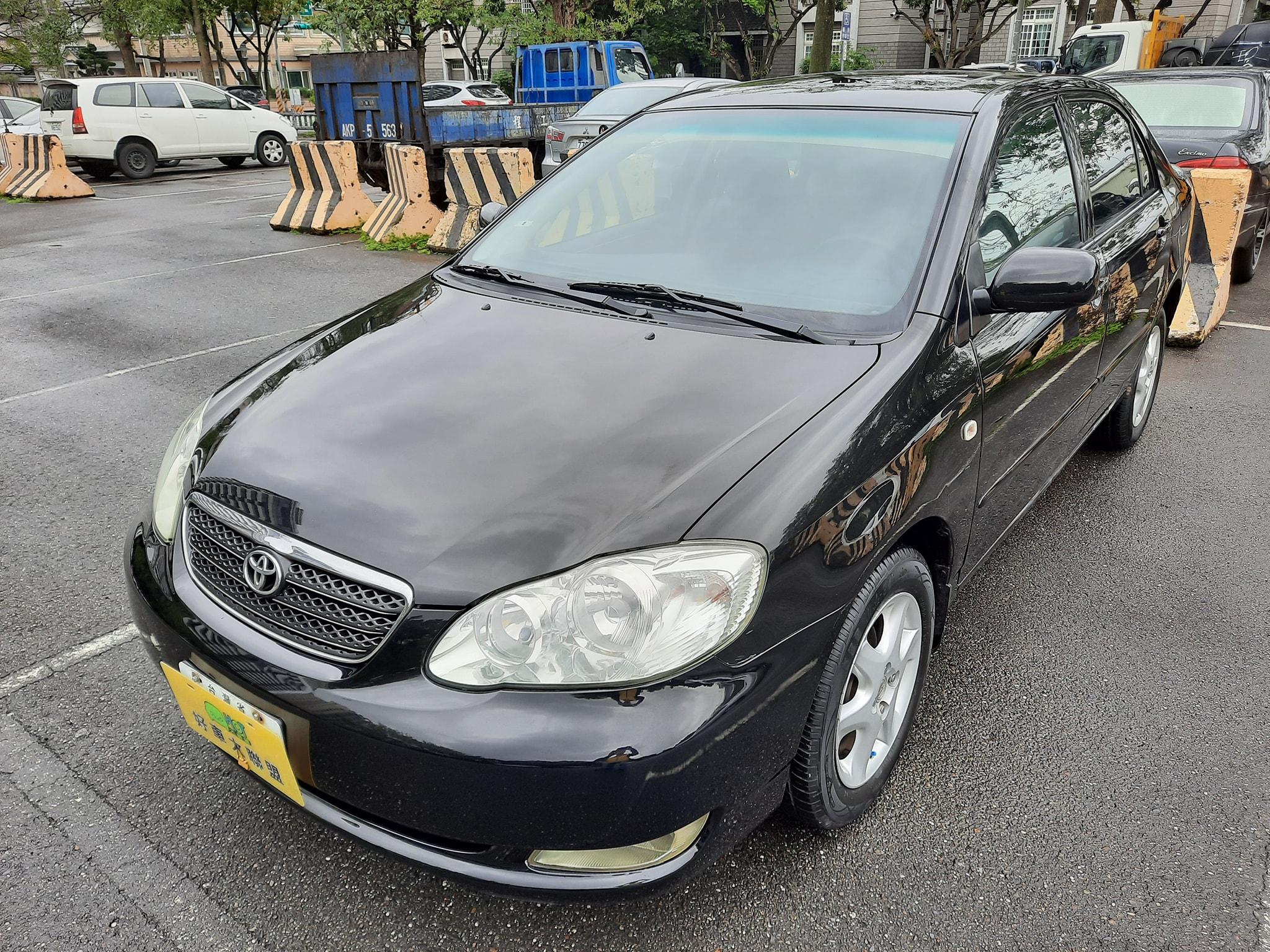 2003 Toyota 豐田 Corolla altis