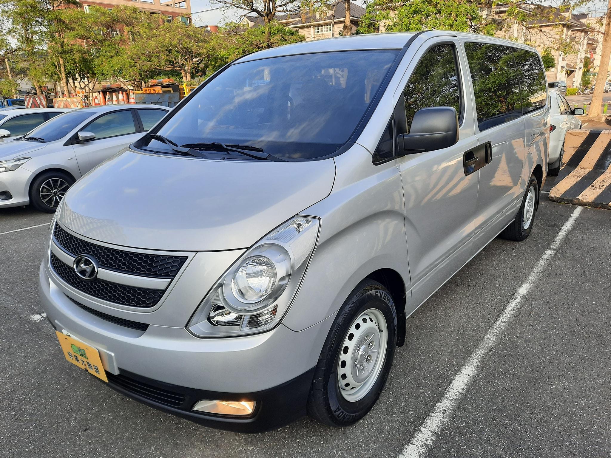2009 Hyundai 現代 Grand Starex