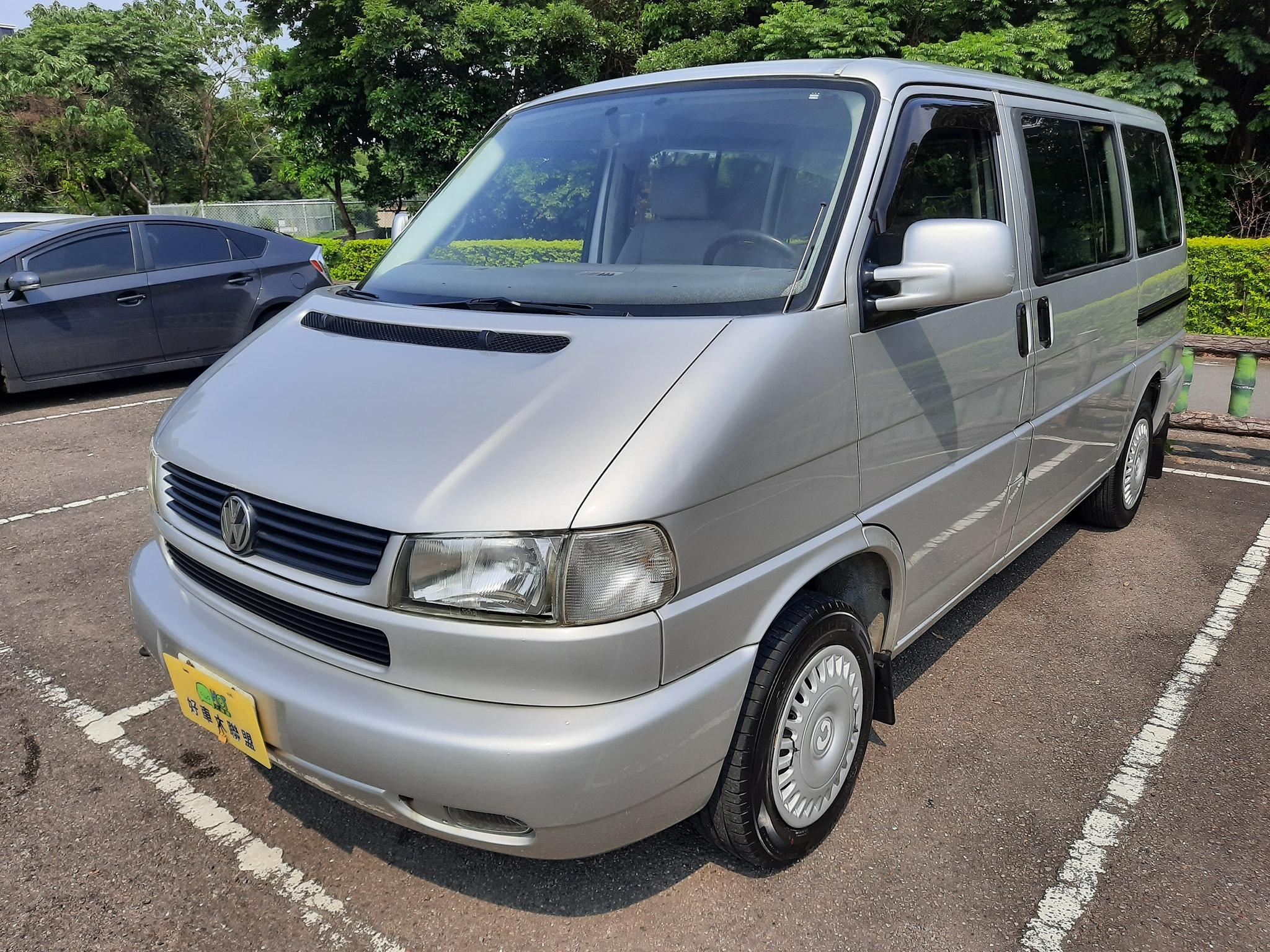 2003 Volkswagen 福斯 商用車
