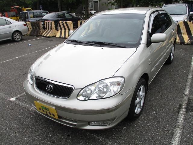 2004 Toyota 豐田 Corolla altis