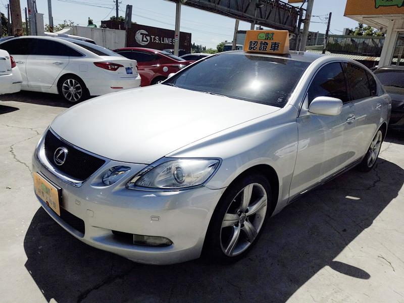 2005 Lexus 凌志 GS