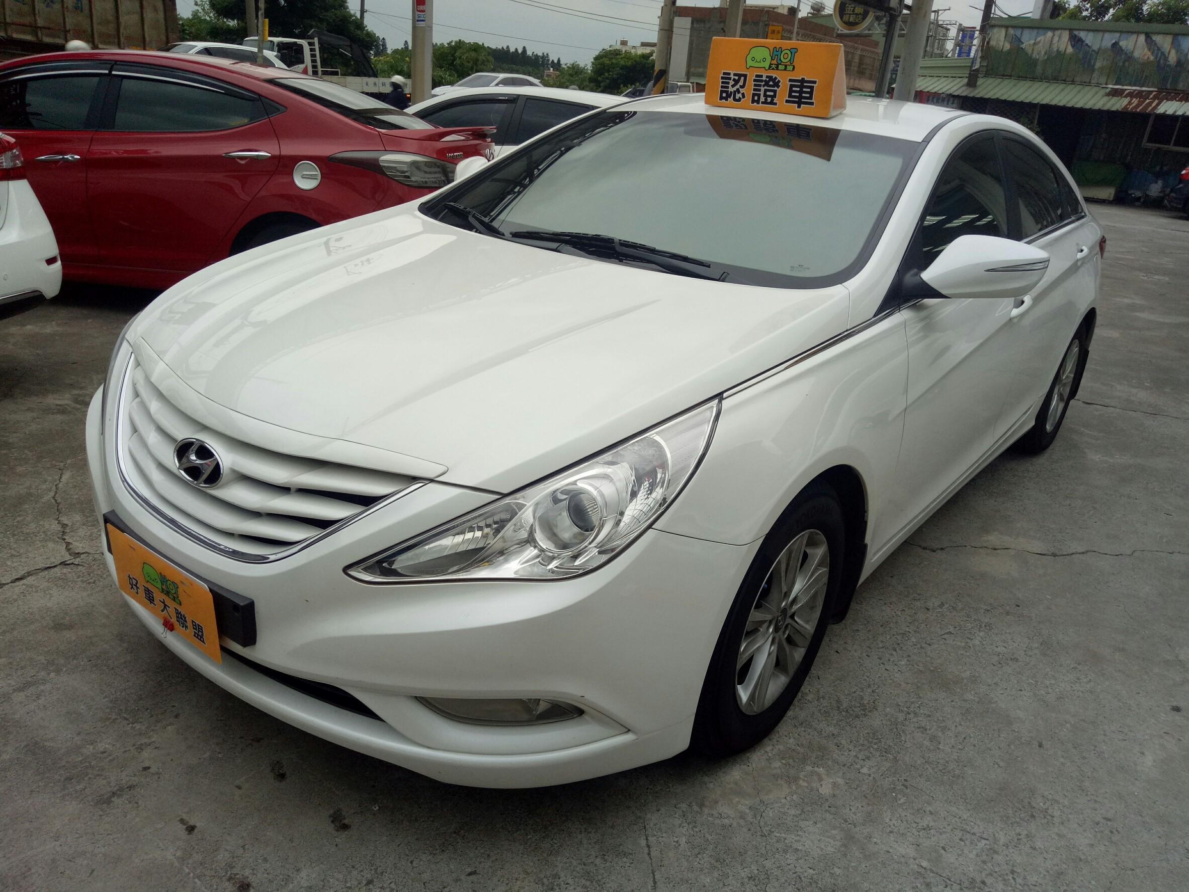 2011 Hyundai 現代 Sonata
