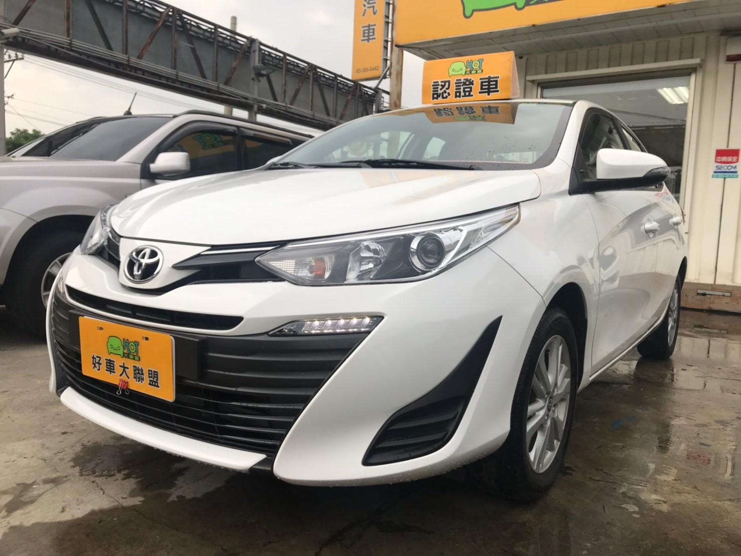 2018 Toyota 豐田 Vios