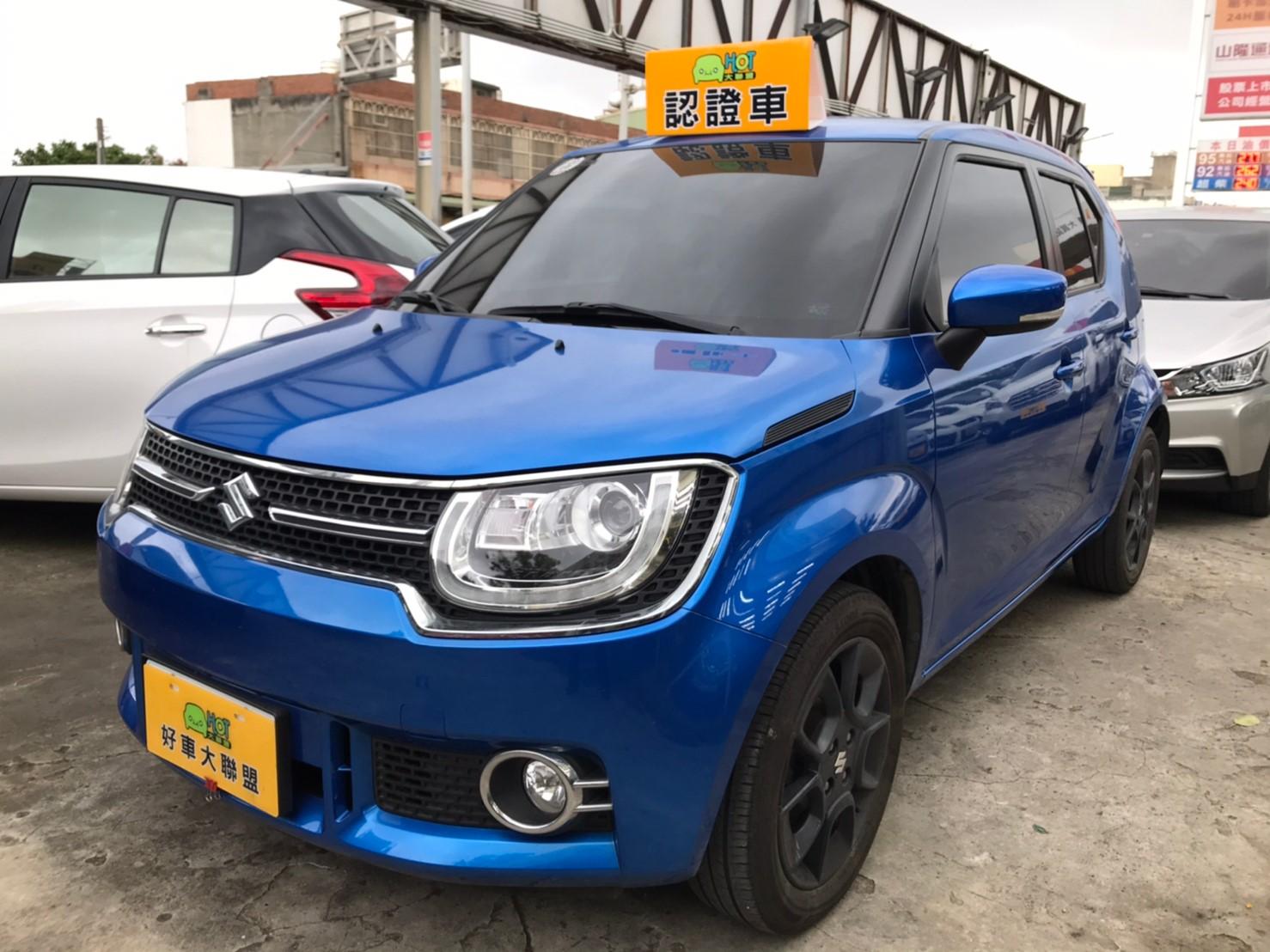 2018 Suzuki 鈴木 Ignis