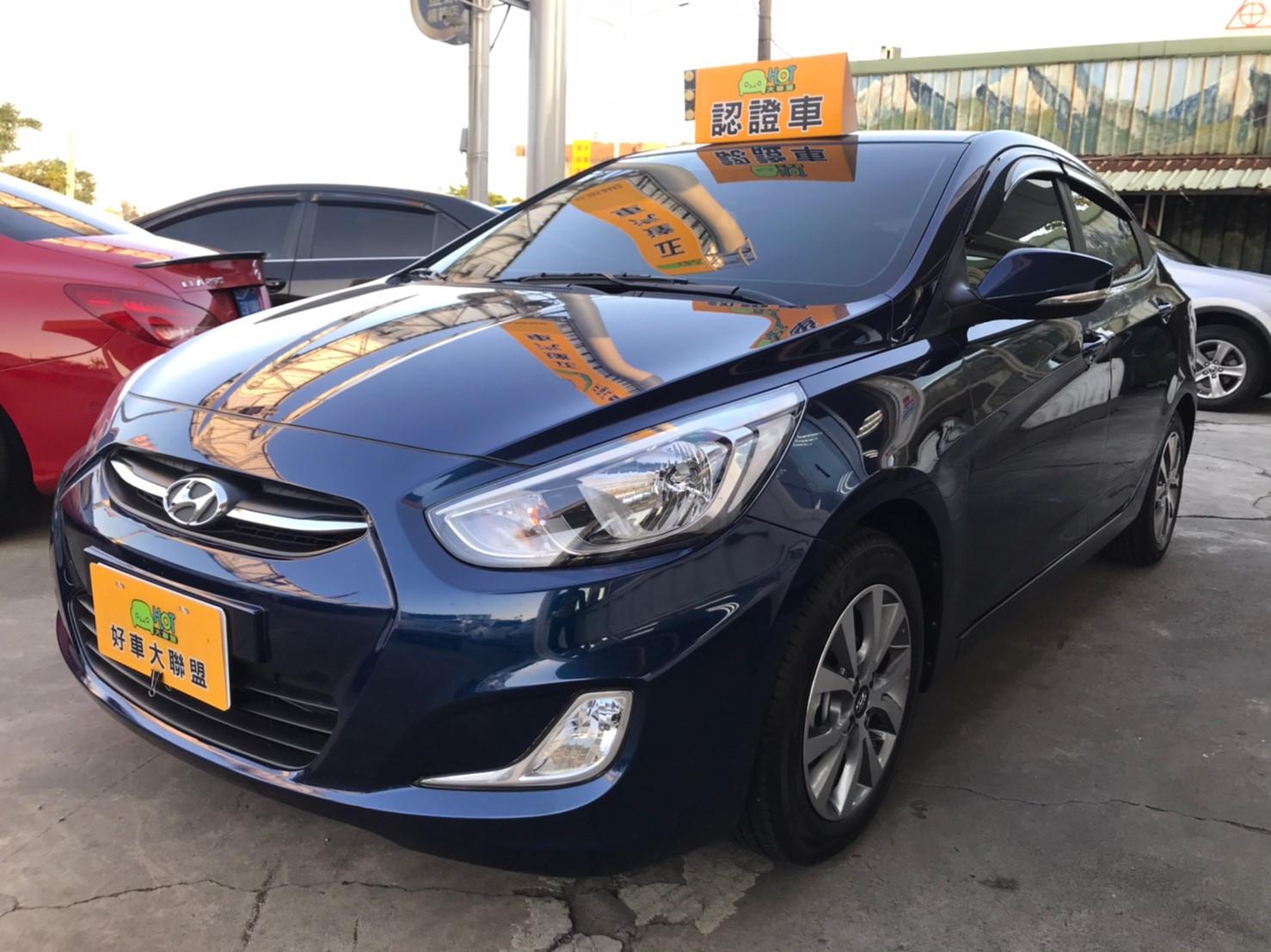 2016 Hyundai 現代 Verna