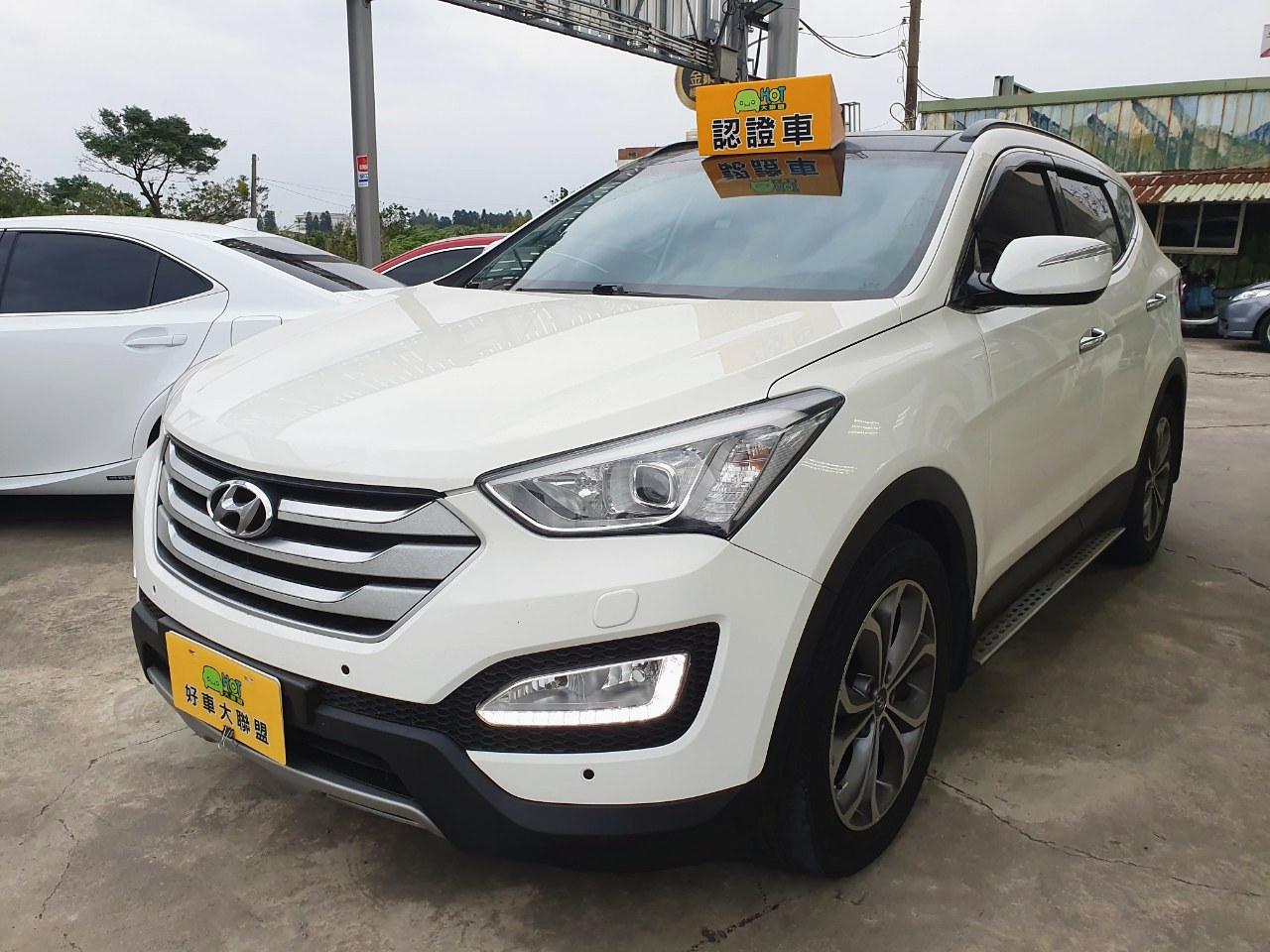 2015 Hyundai 現代 Santa Fe