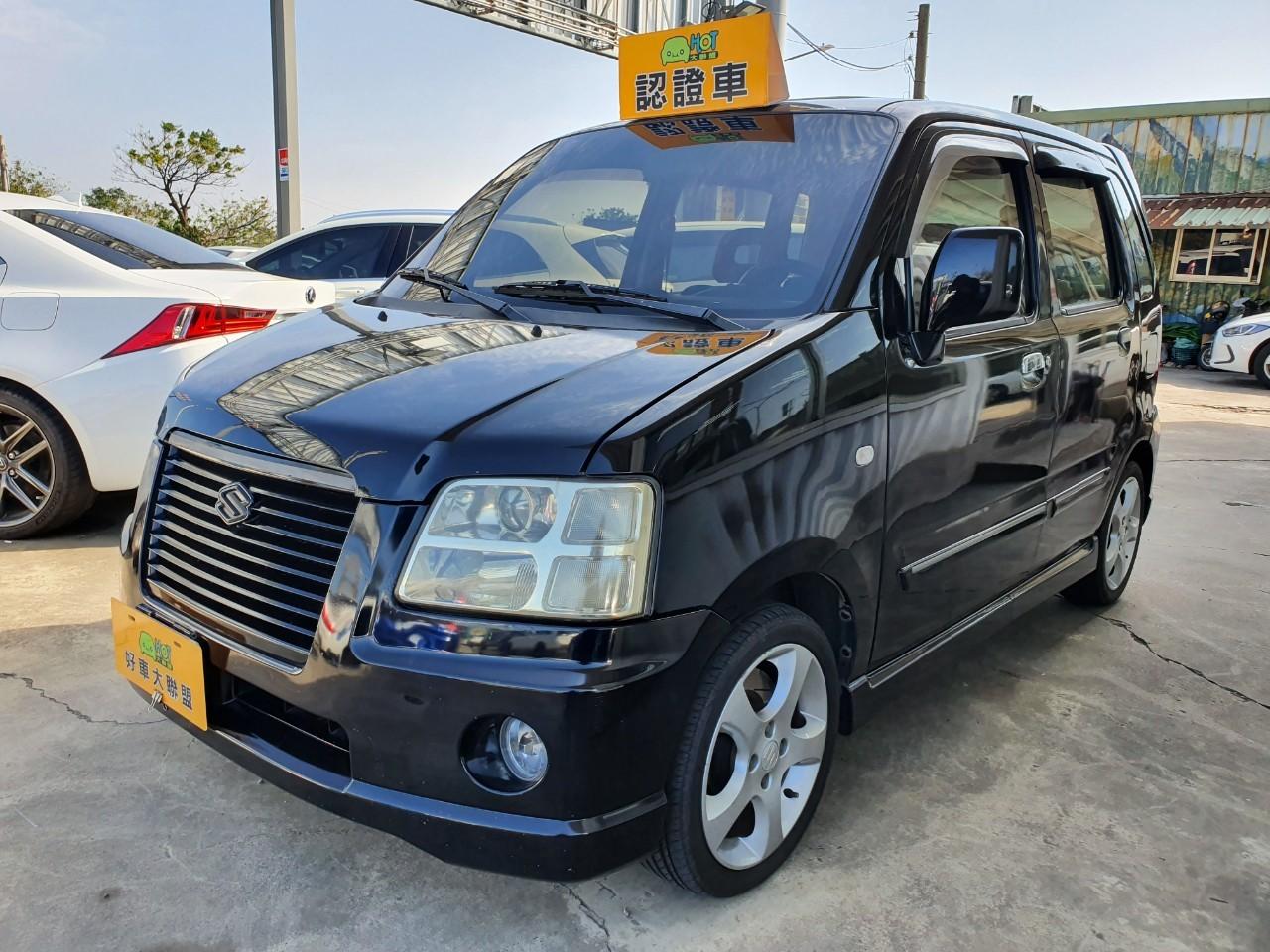 2005 Suzuki 鈴木 Solio