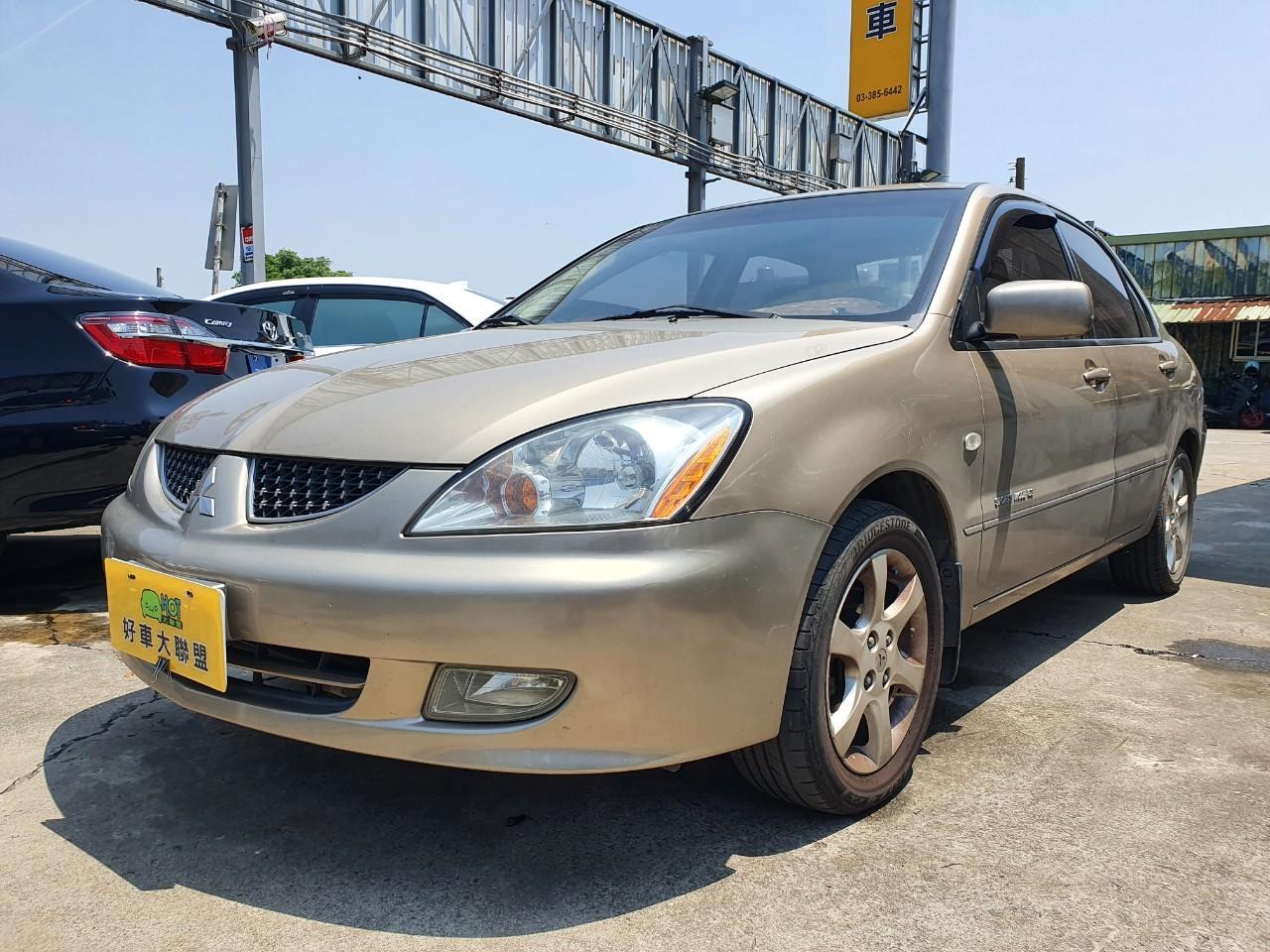 2004 Mitsubishi 三菱 Lancer