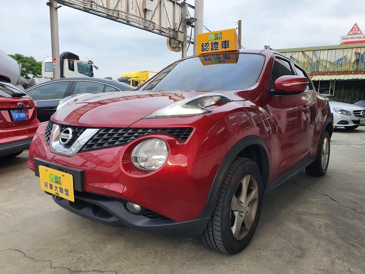 2016 Nissan 日產 Juke