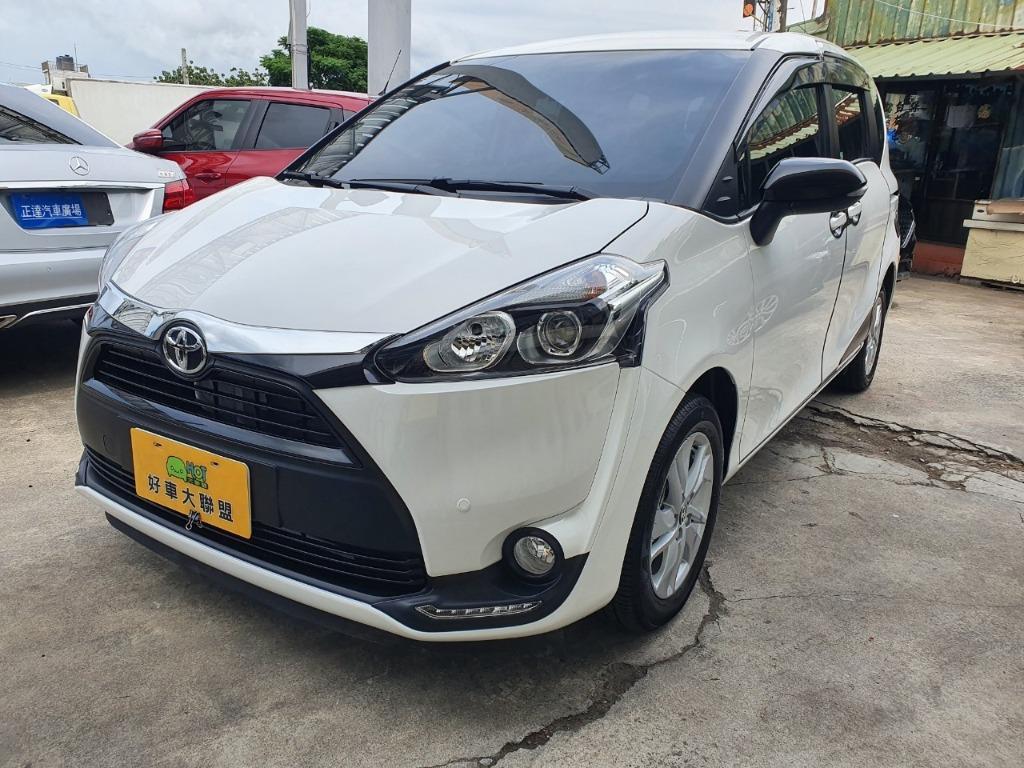 Toyota 豐田 2019 Sienta