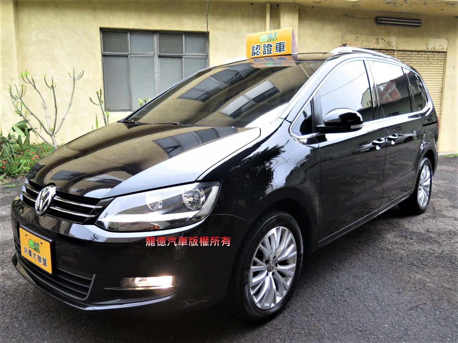 2017 Volkswagen 福斯 Sharan