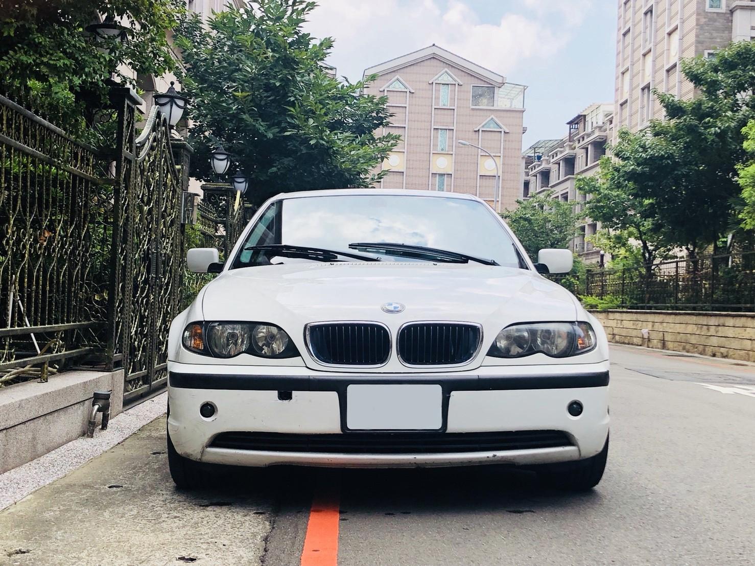 2004 BMW 寶馬 3-Series Sedan