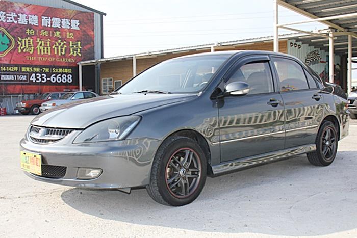 2006 Mitsubishi Lancer io