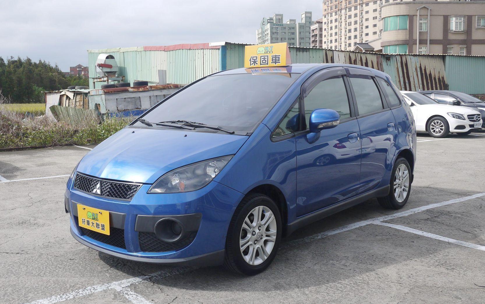 2013 Mitsubishi 三菱 Colt plus