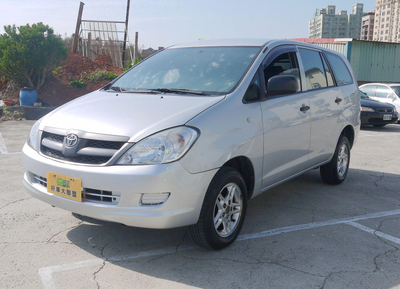 2012 Toyota 豐田 Innova