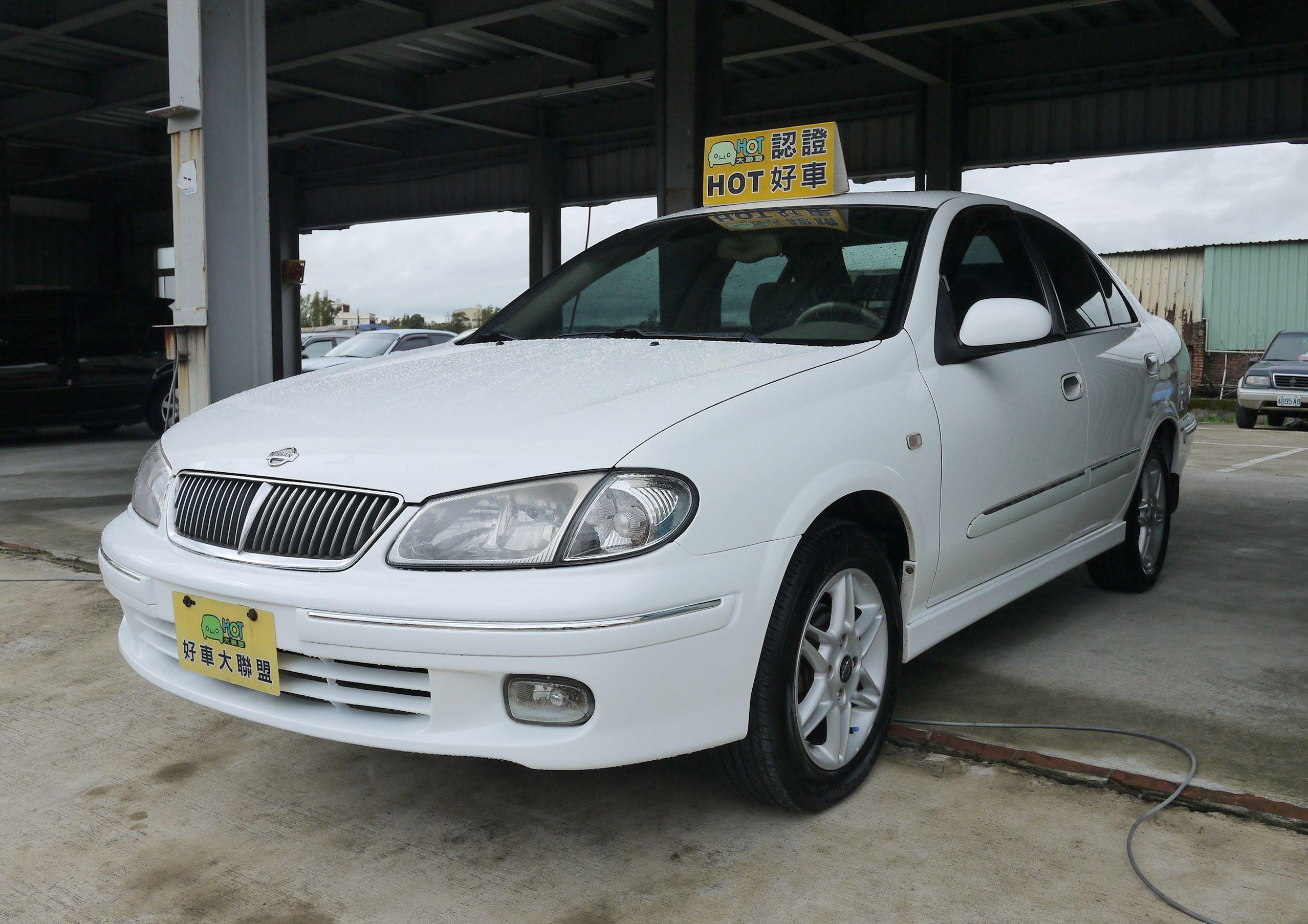 2001 Nissan 日產 Sentra