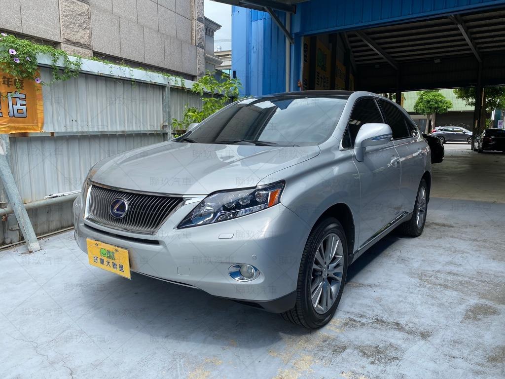 2011 Lexus 凌志 RX