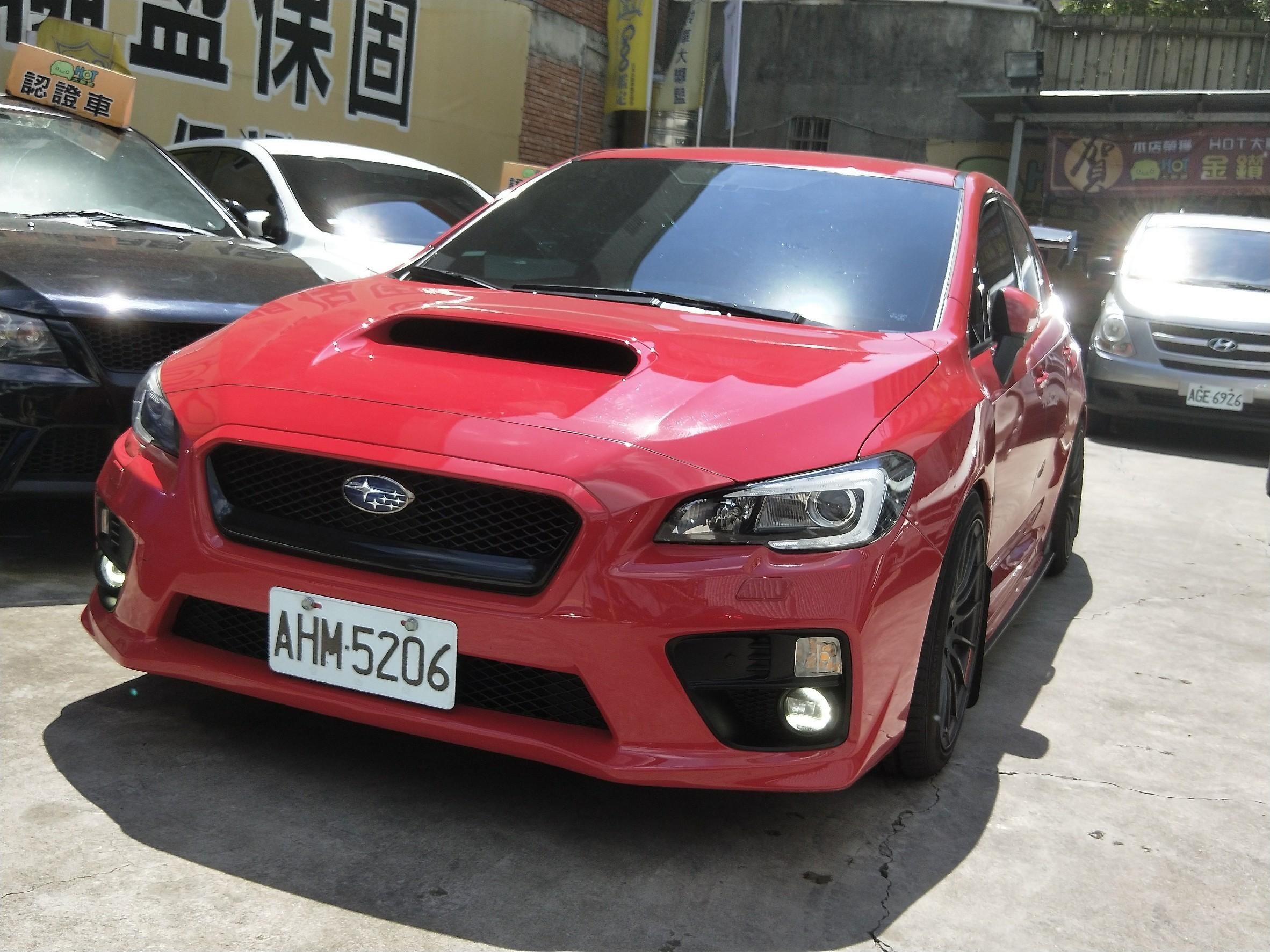2014 Subaru 速霸陸 WRX