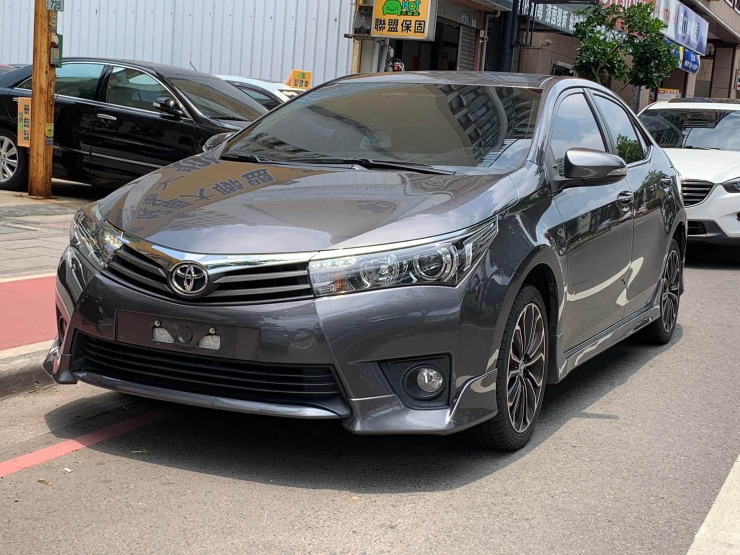 2015 Toyota 豐田 Corolla altis