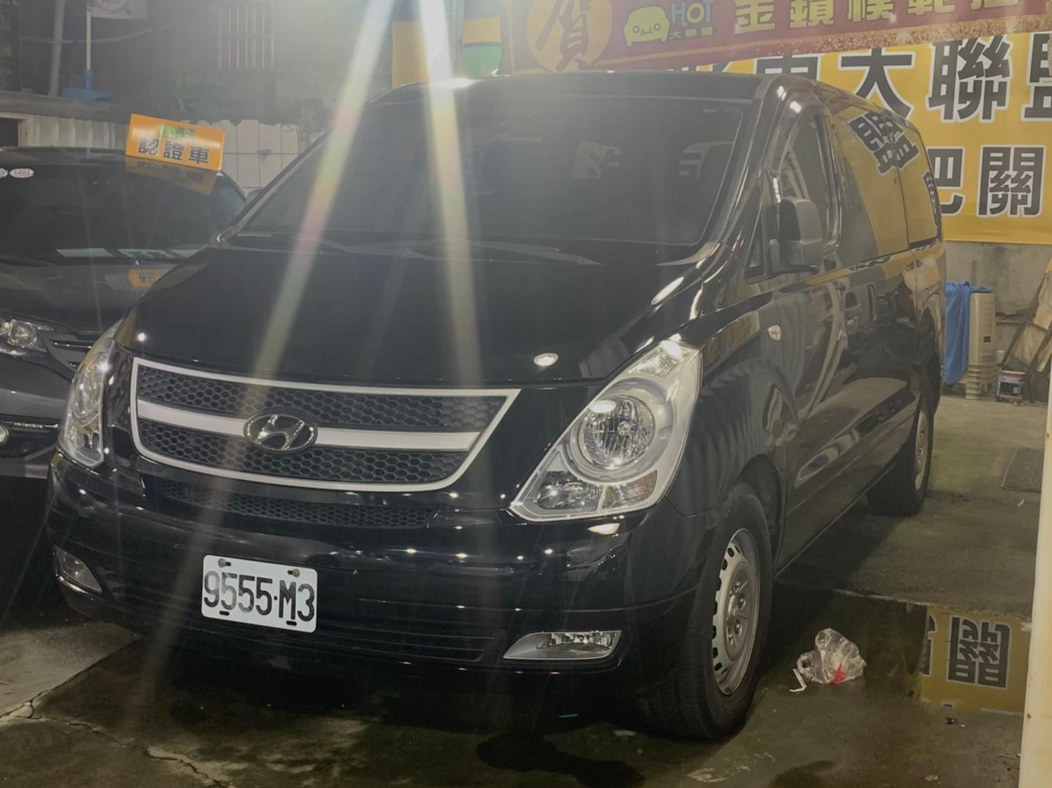 2011 Hyundai 現代 Grand starex