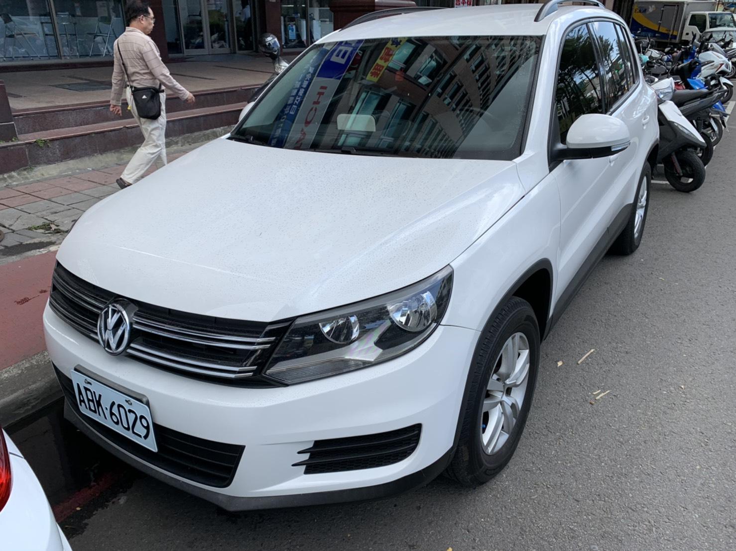 2012 Volkswagen 福斯 Tiguan