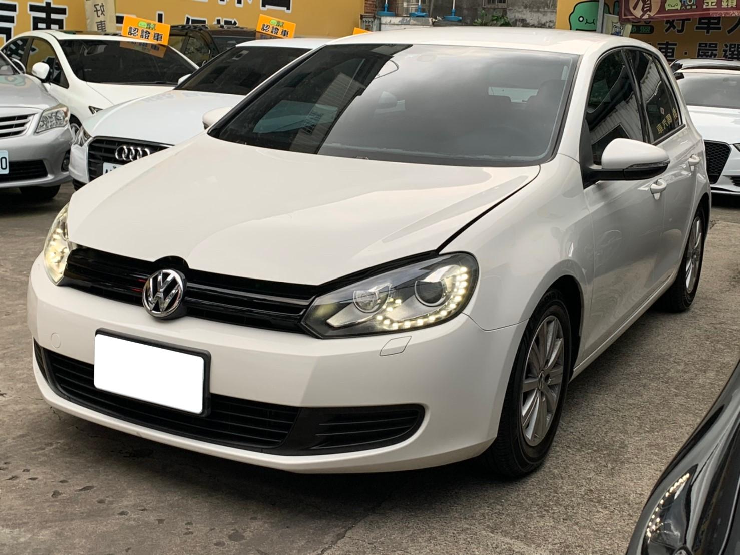 2012 Volkswagen 福斯 Golf