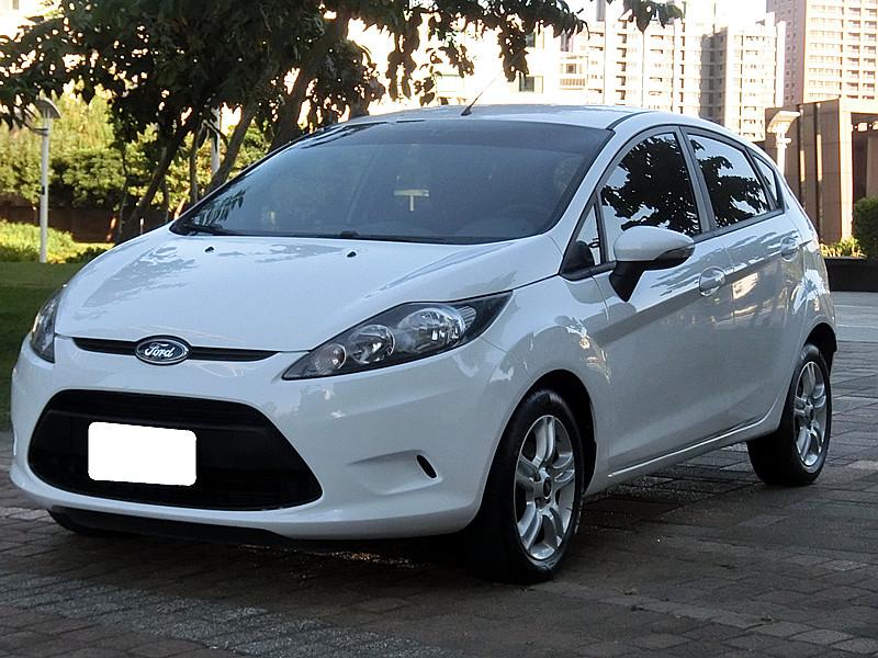 2010 Ford 福特 Fiesta