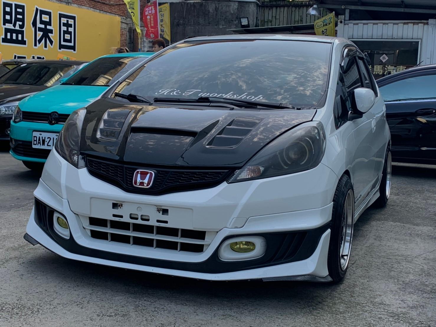 2014 Honda 本田 Fit