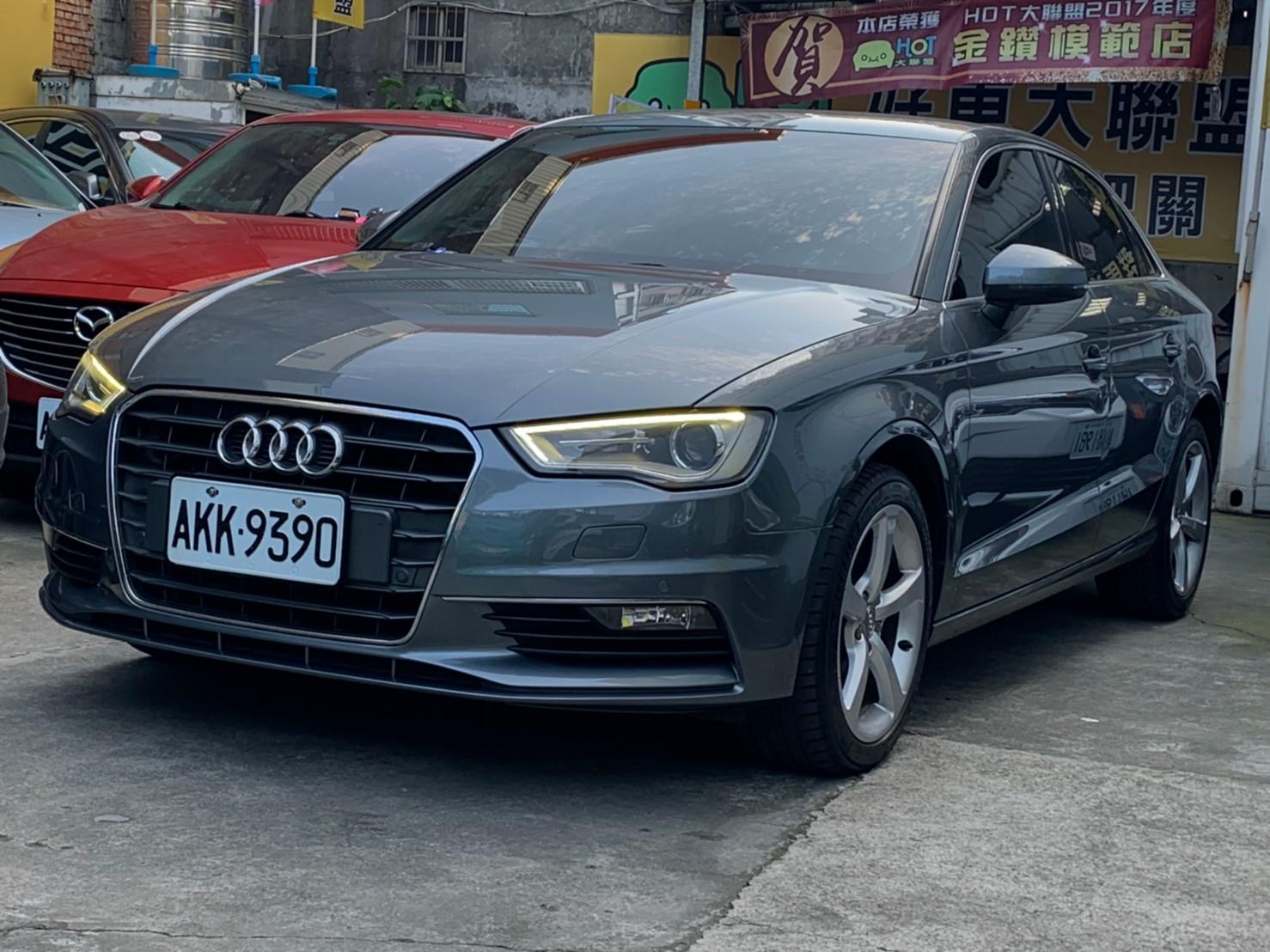 2013 Audi 奧迪 A3 sedan