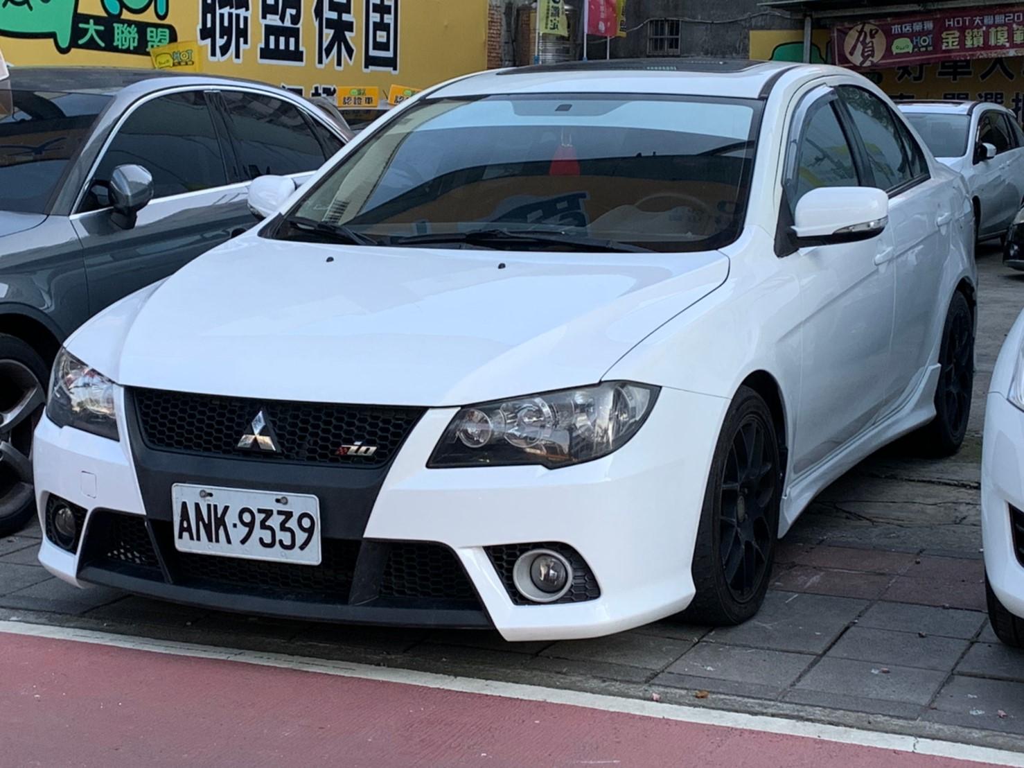 2011 Mitsubishi 三菱 Lancer Fortis
