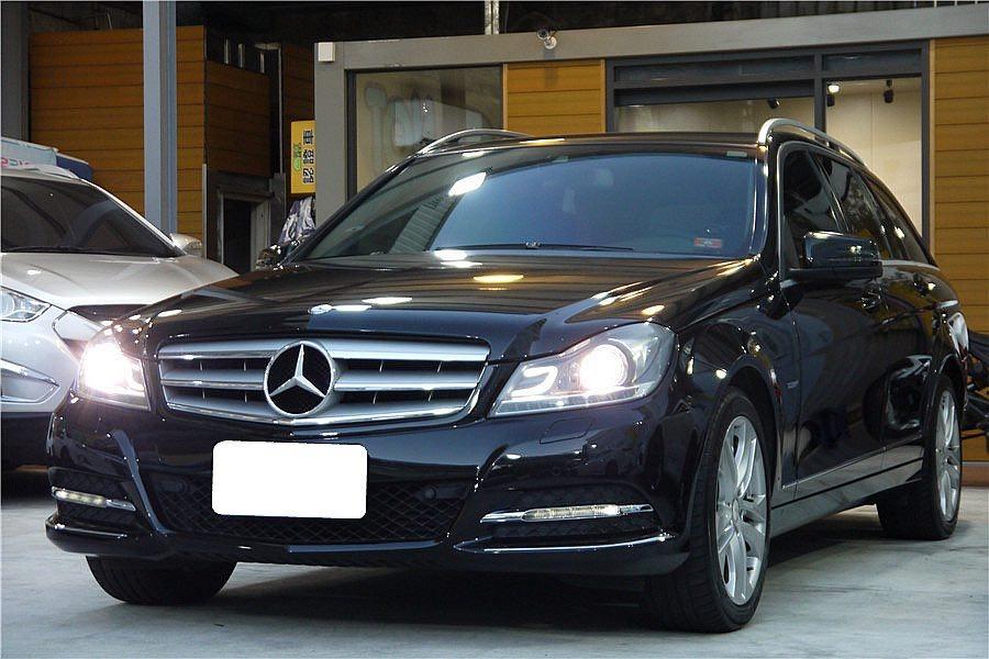 2012 M-Benz 賓士 C-class estate