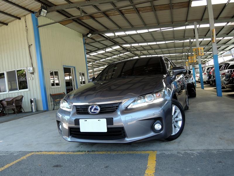 2013 Lexus 凌志 CT