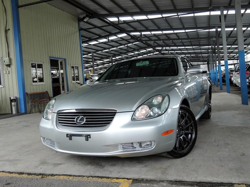 2005 Lexus Sc