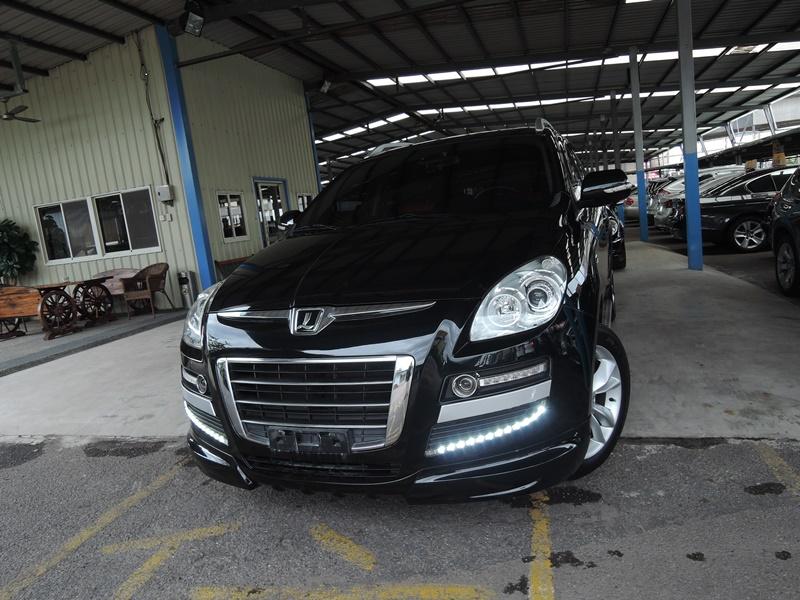 2012 Luxgen U7 turbo