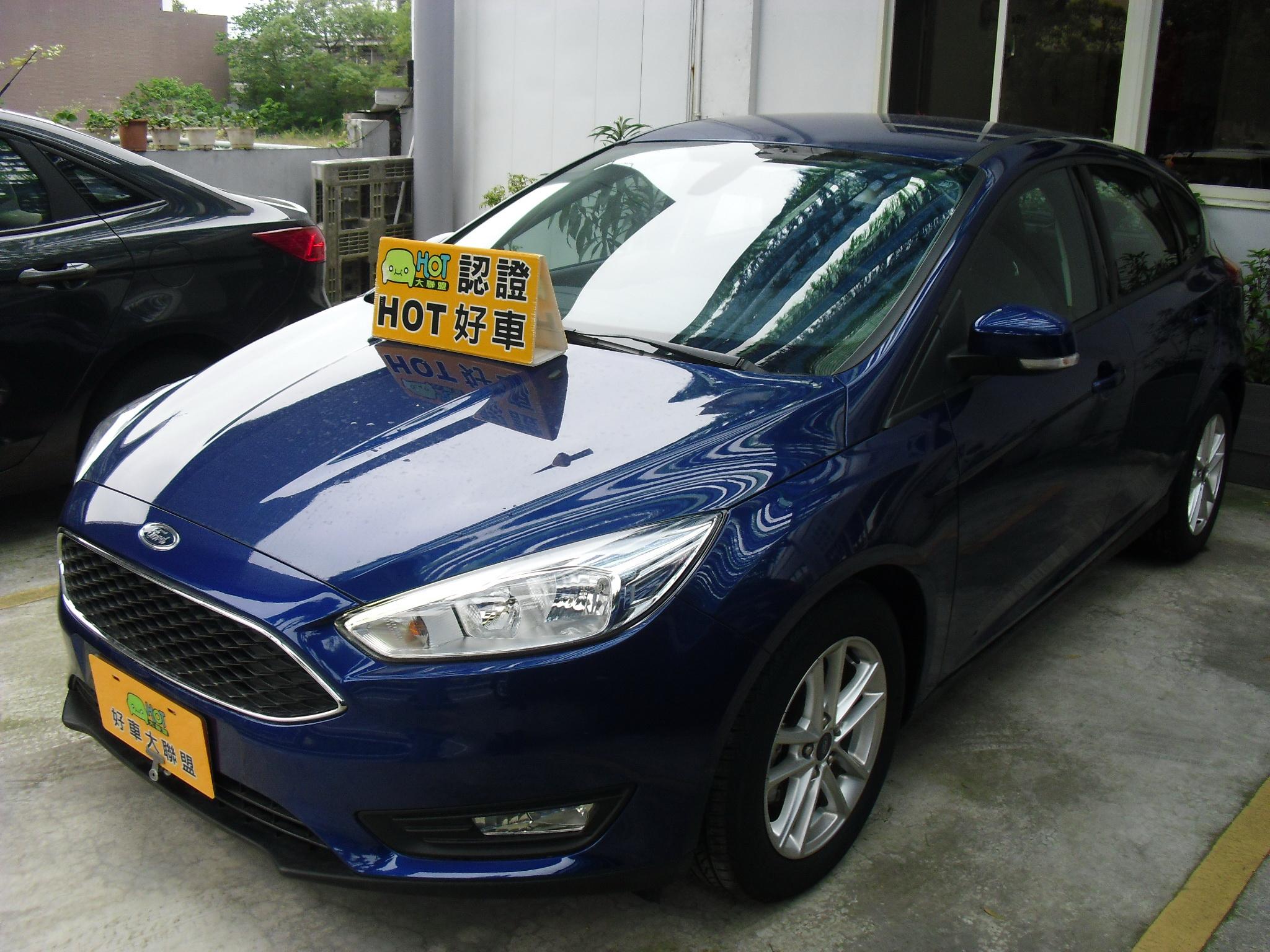 2018 Ford 福特 Focus
