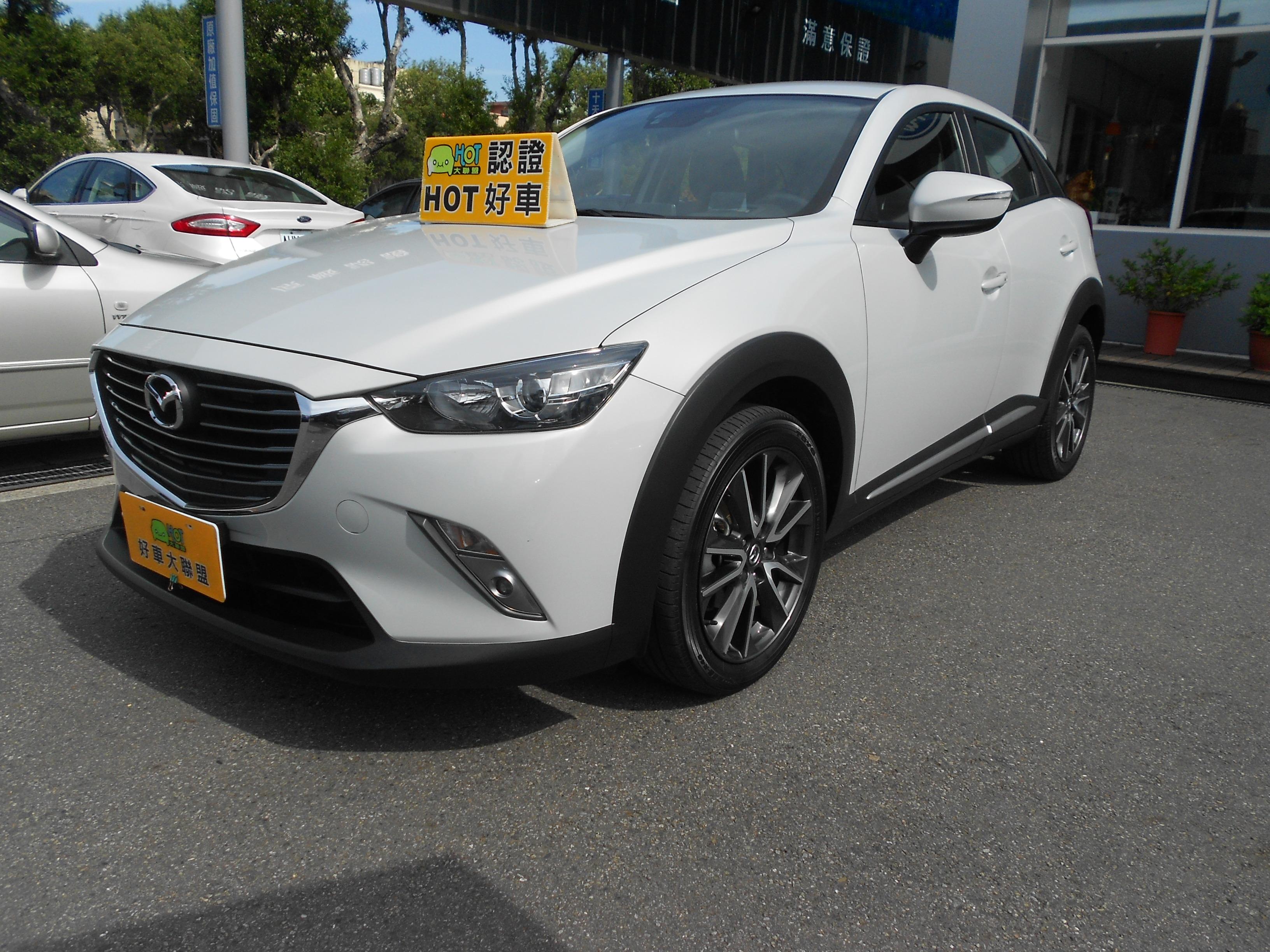 2017 Mazda 馬自達 Cx-3