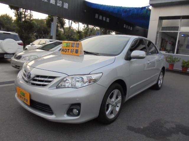 2011 Toyota 豐田 Corolla altis