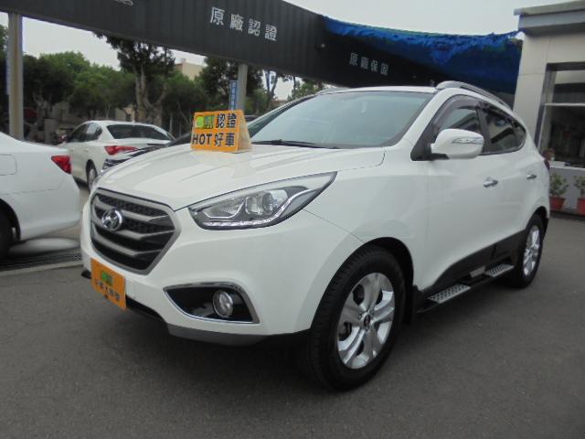 2015 Hyundai 現代 Ix35