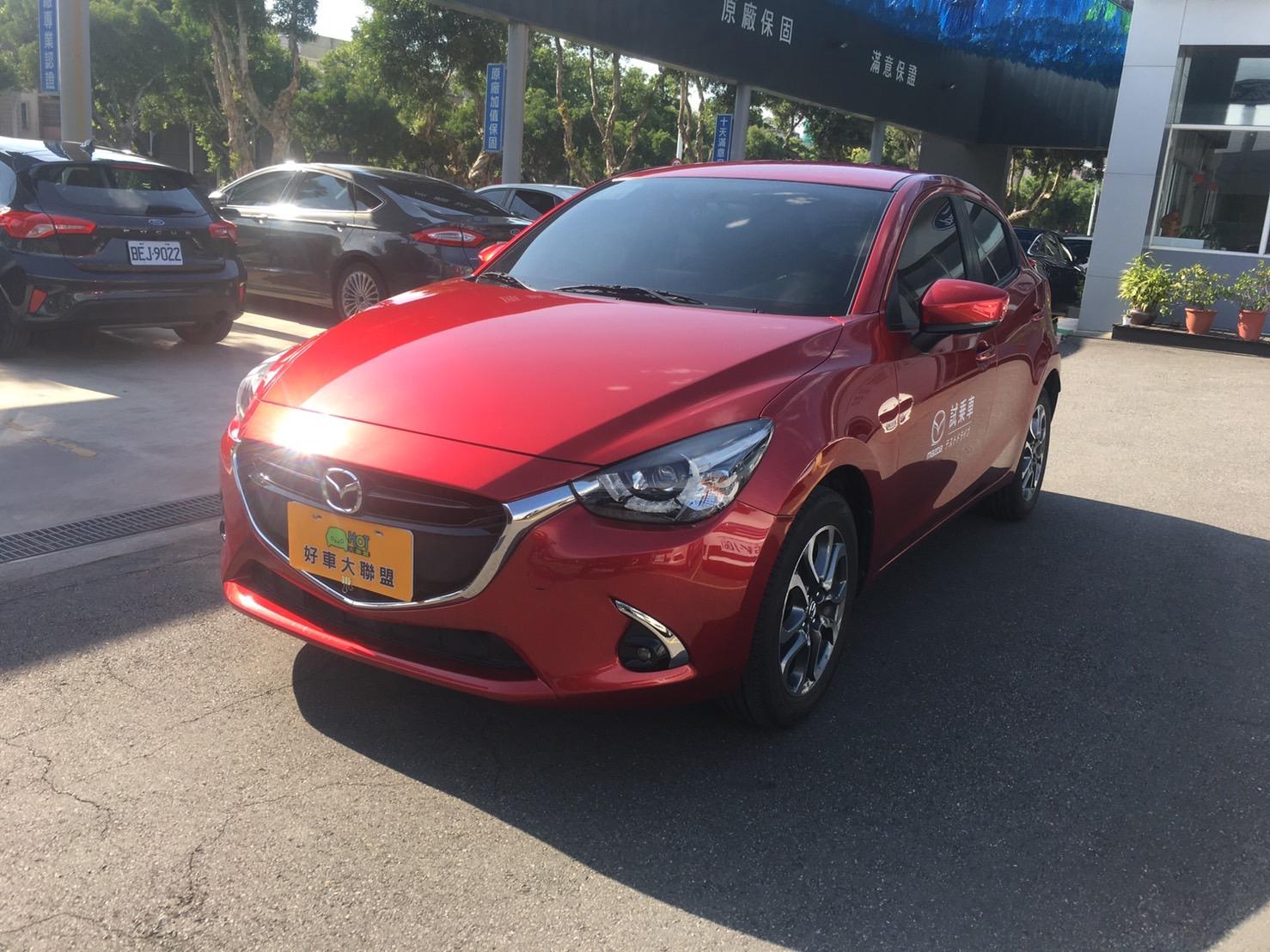 2018 Mazda 馬自達 2