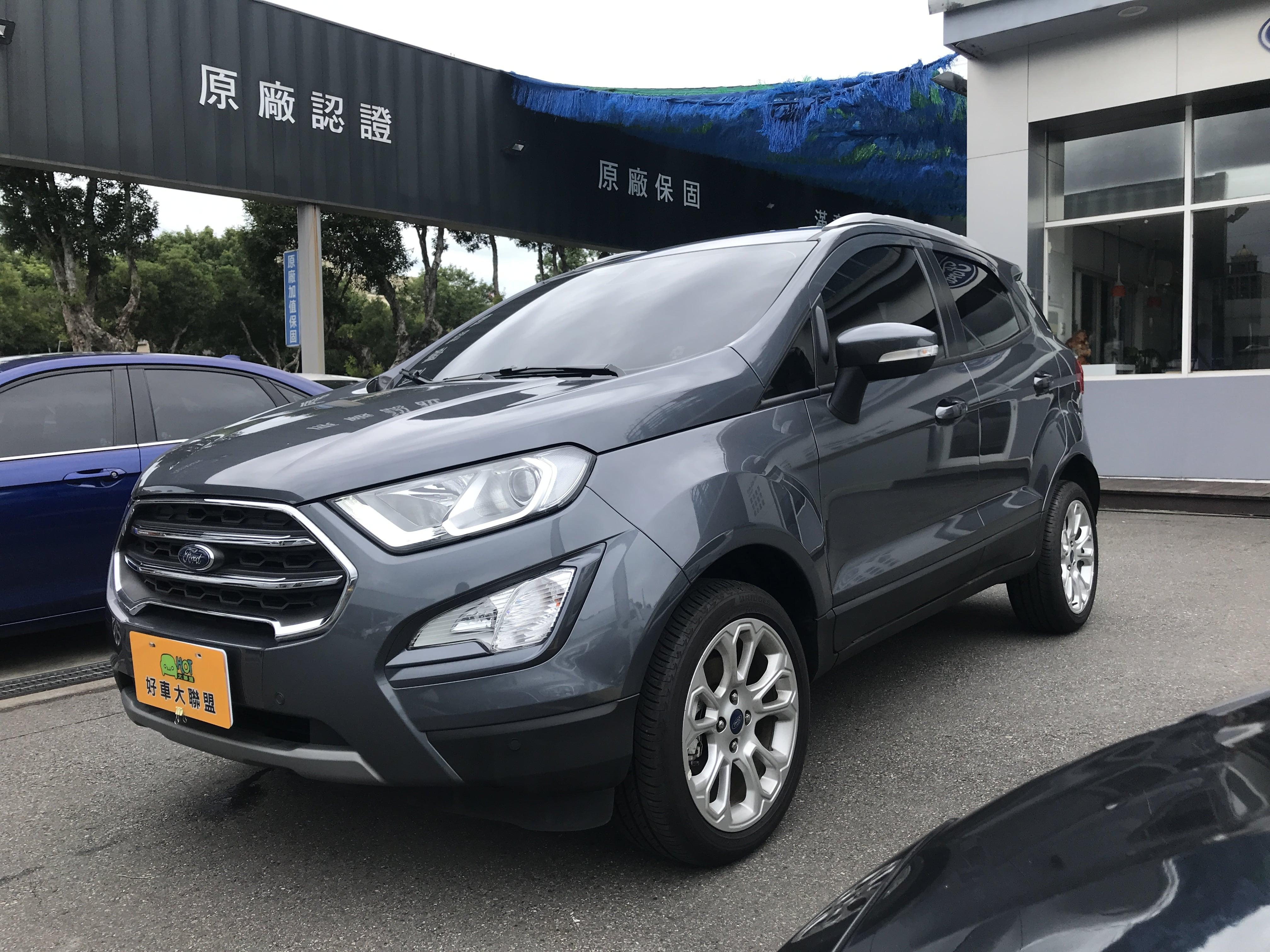 2019 Ford 福特 Ecosport