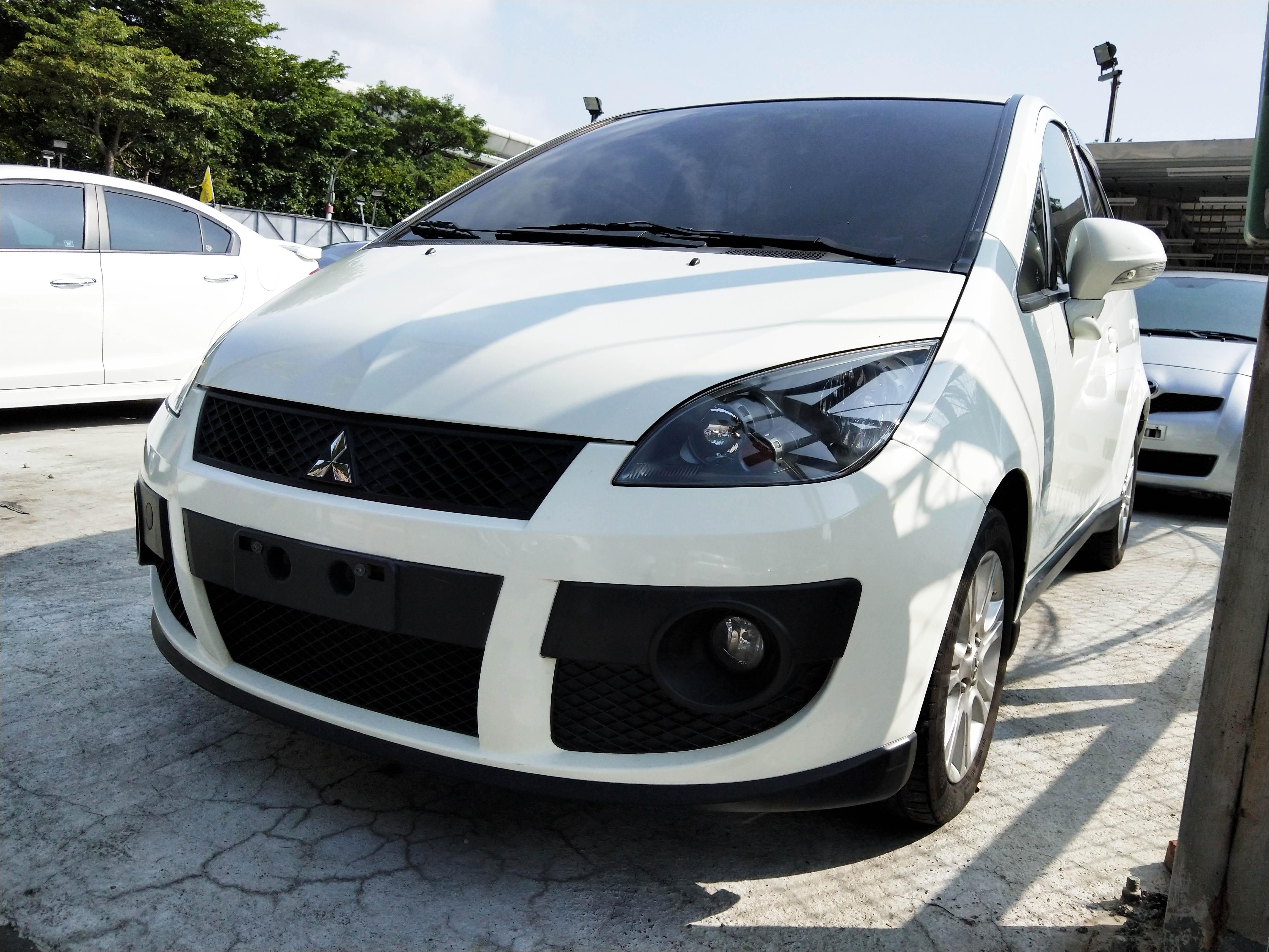 2012 Mitsubishi Colt plus