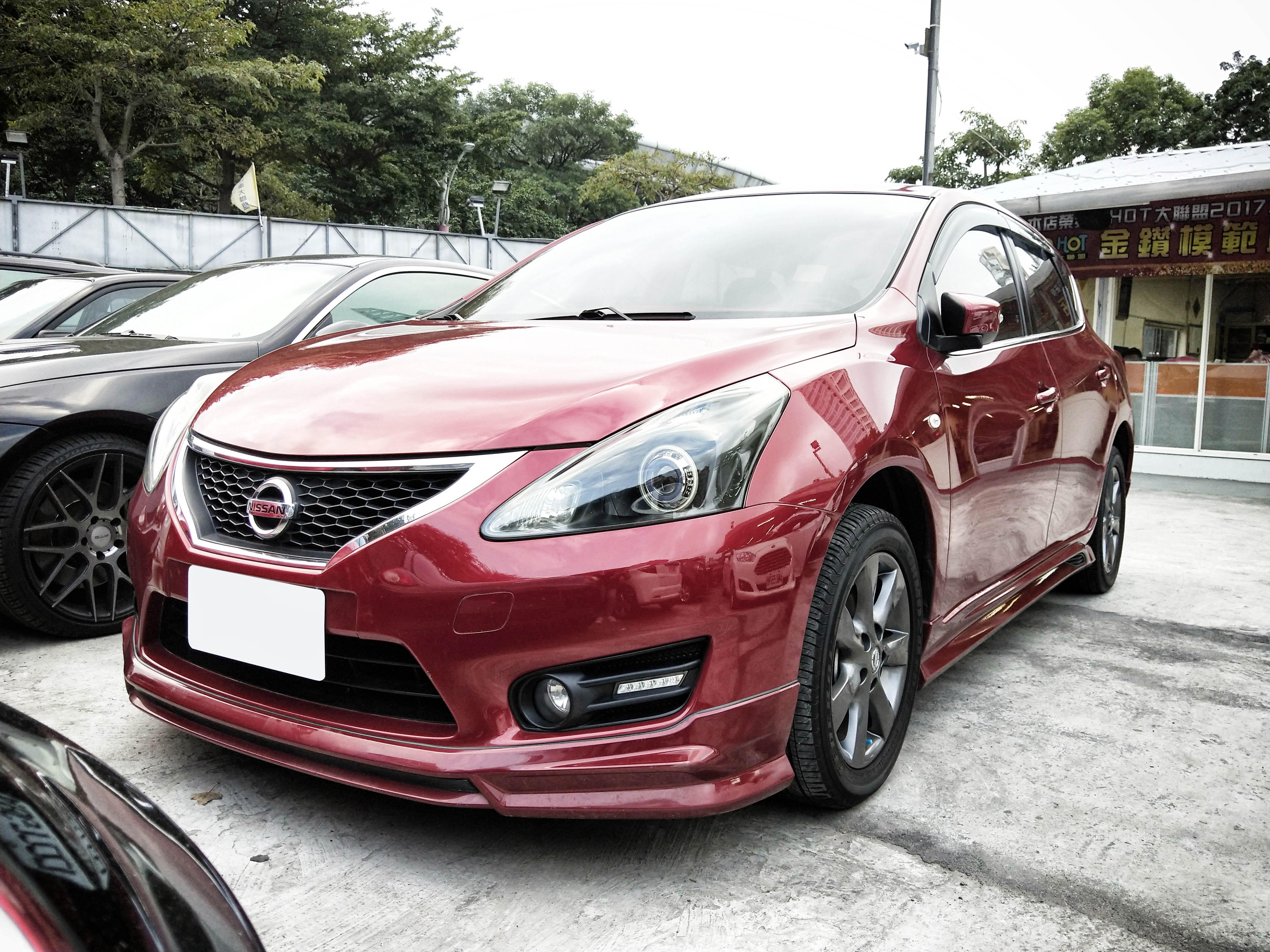 2013 Nissan Tiida