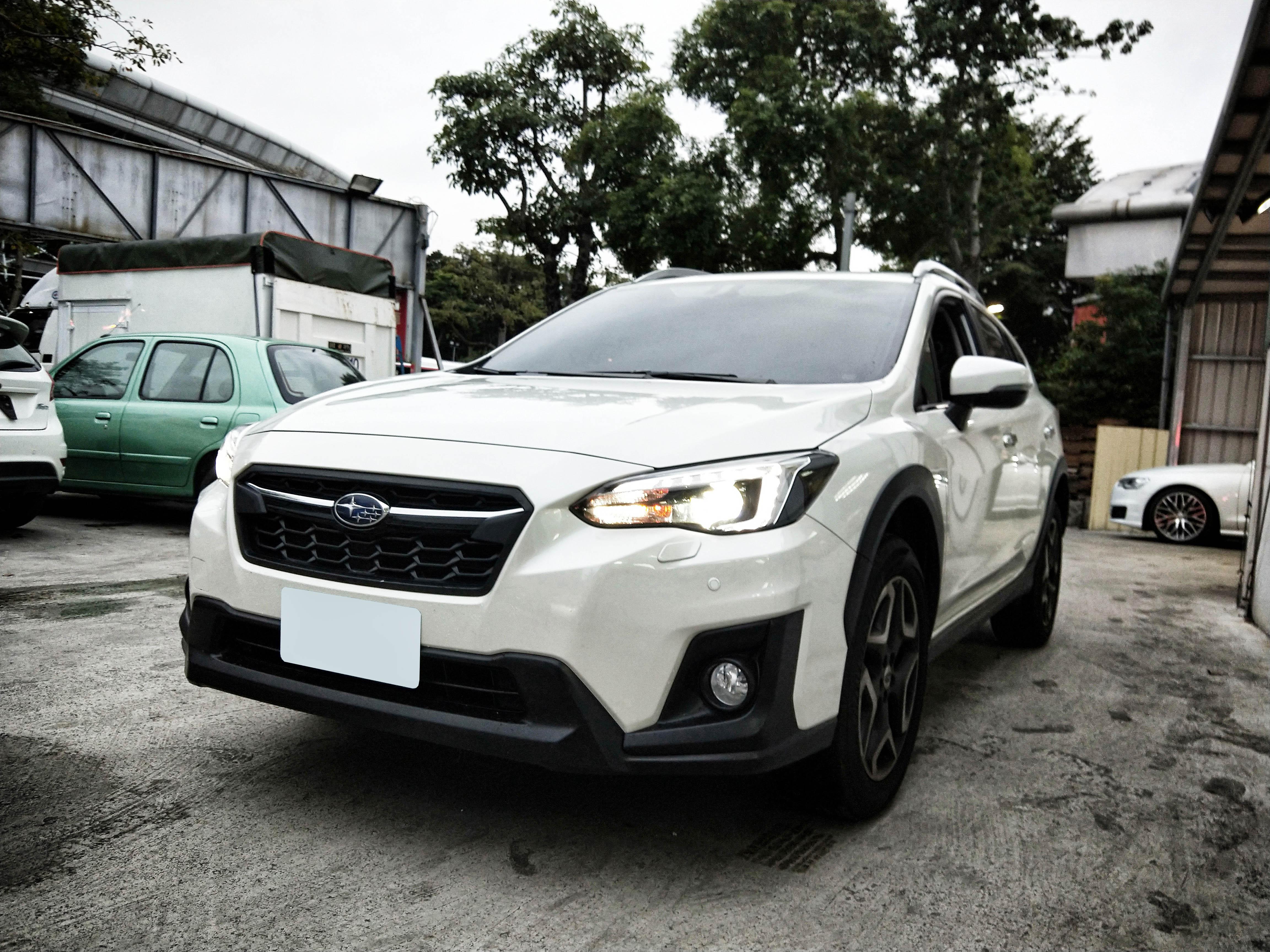 2017 Subaru 速霸陸 XV