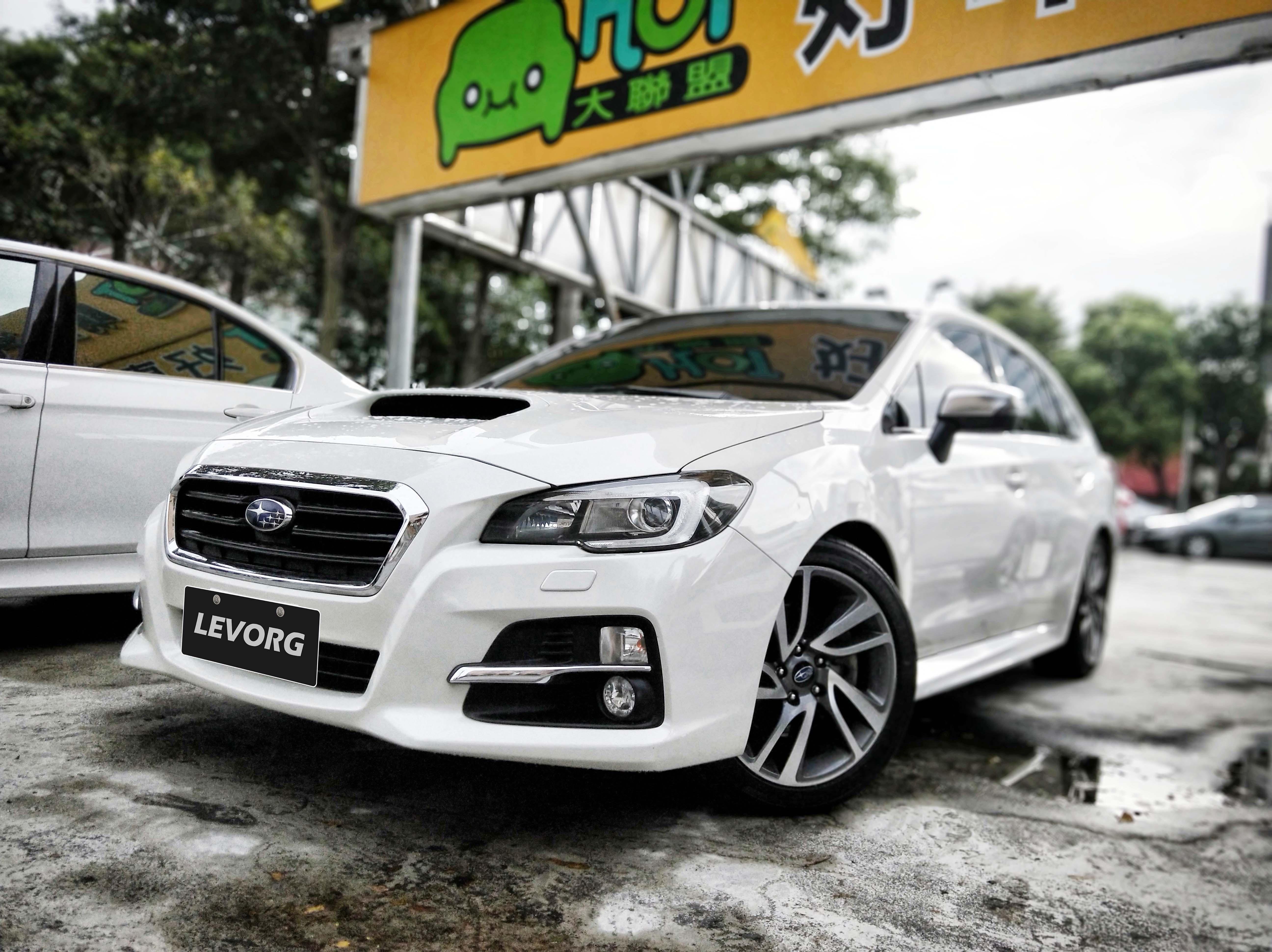 2016 Subaru 速霸陸 Levorg