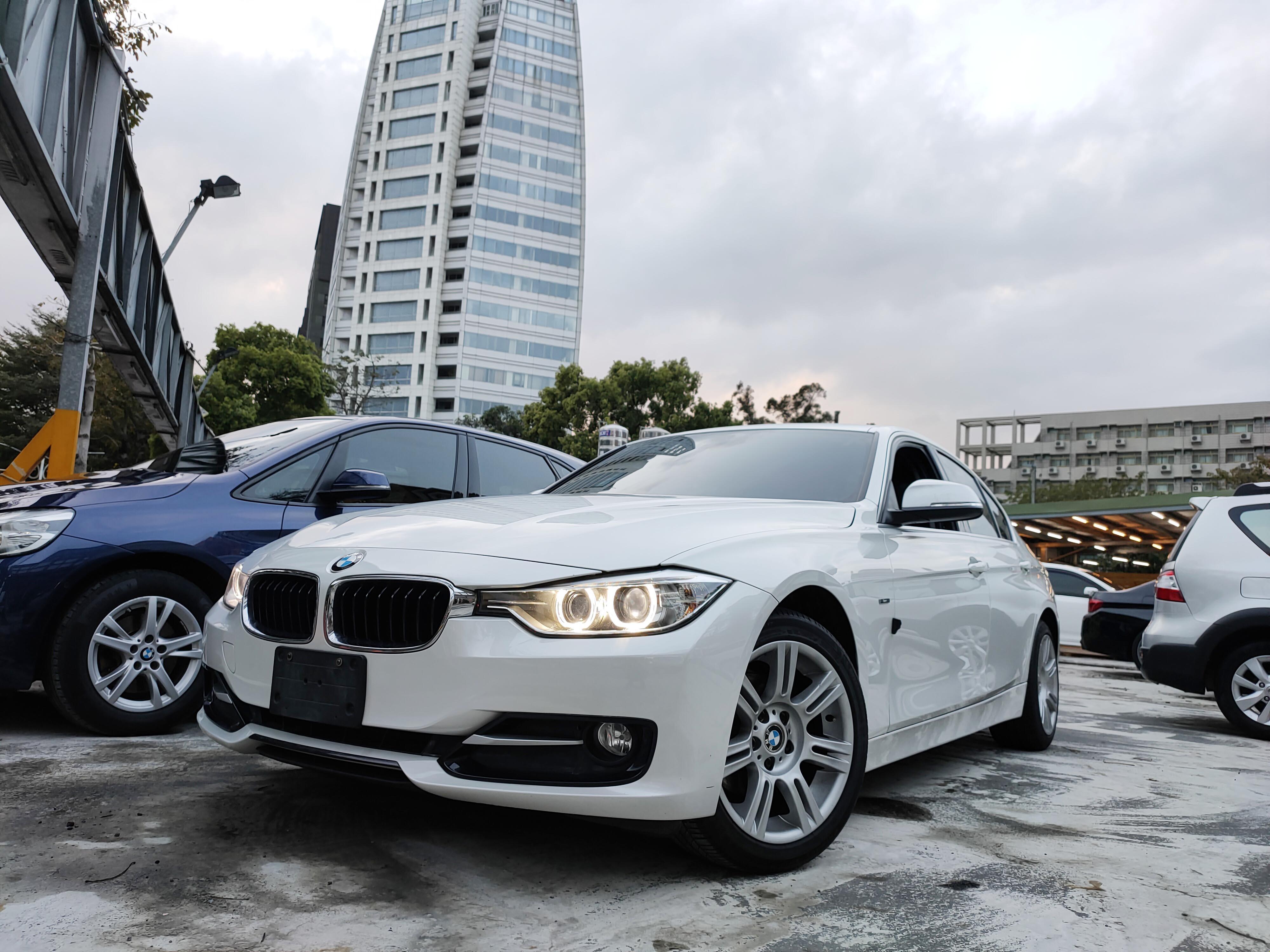 2014 BMW 寶馬 3-series sedan
